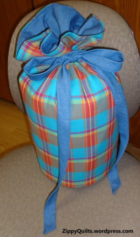 plaid-bag