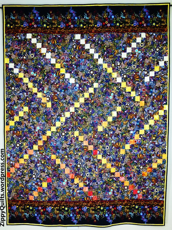 pieced quilt original design