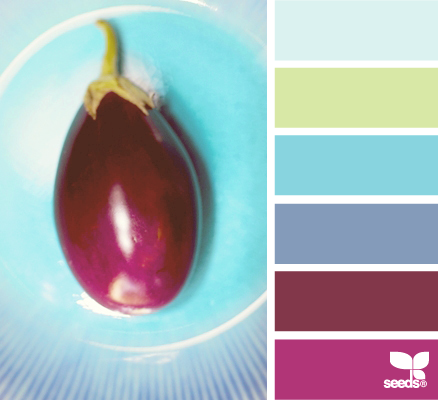 One of thousands of color schemes all ready to use at Design-Seeds.com