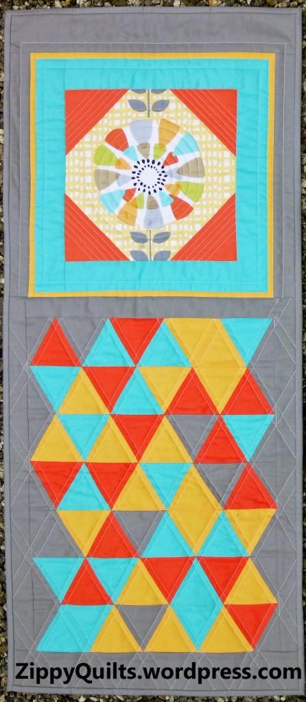 Michael Miller challenge quilt