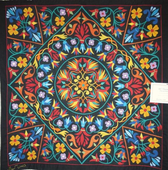 Tentmaker of Cairo quilt