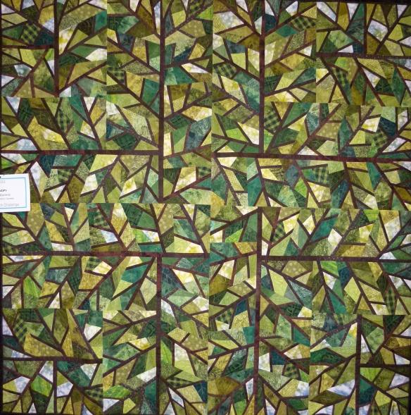 modern quilt AQS Charlotte