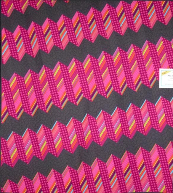 modern quilt AQS