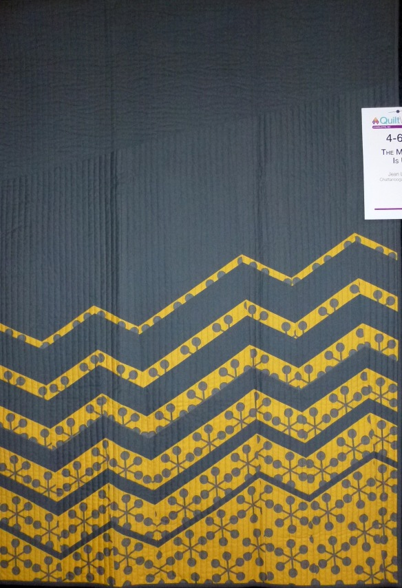 modern quilt, AQS Charlotte