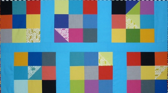 pieced quilt blocks
