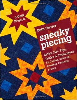 Sneaky Piecing by Beth Ferrier