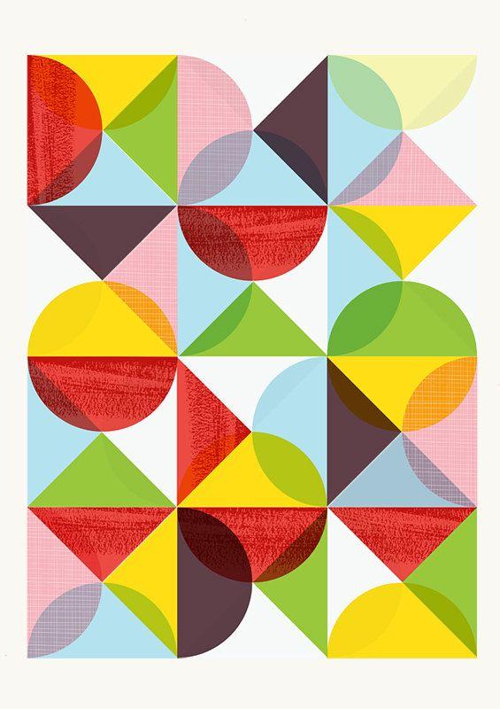 modern art print