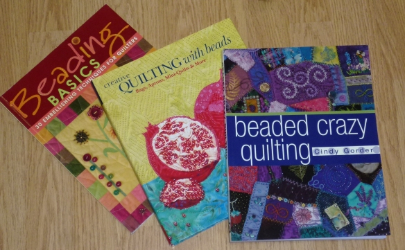 books about beads in quilts
