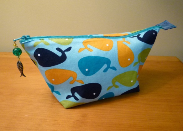 Whale-pouch