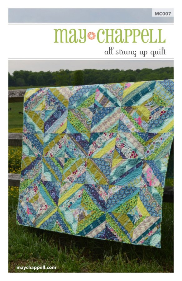 May Chappell quilt