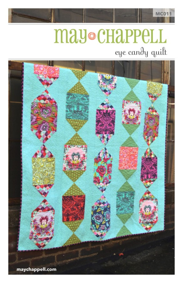 Eye Candy quilt