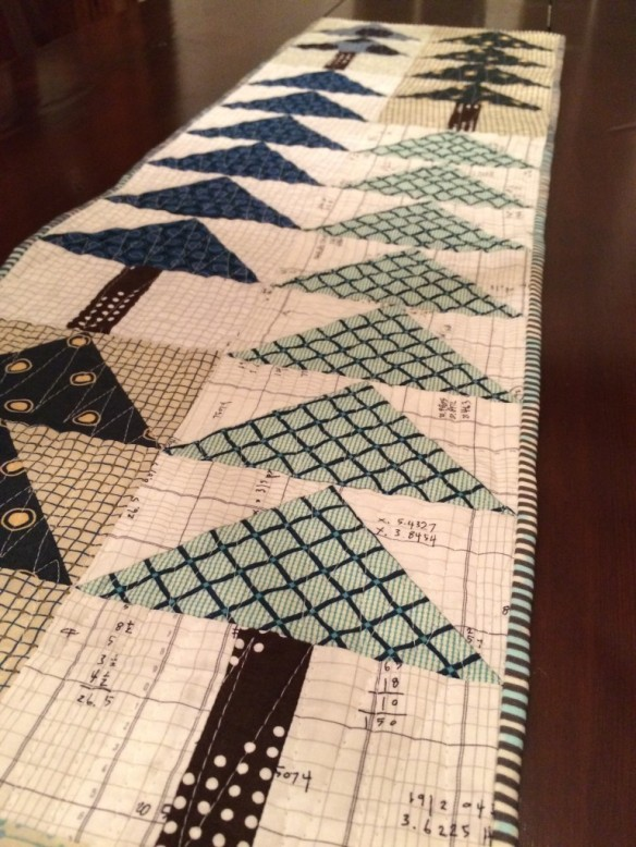 table runner quilt