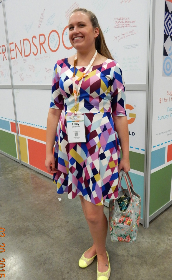 Fashion at QuiltCon