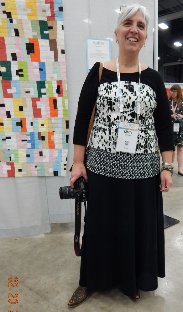 QuiltCon Fashionista