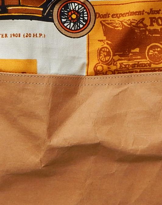 Kraft-Tex bag