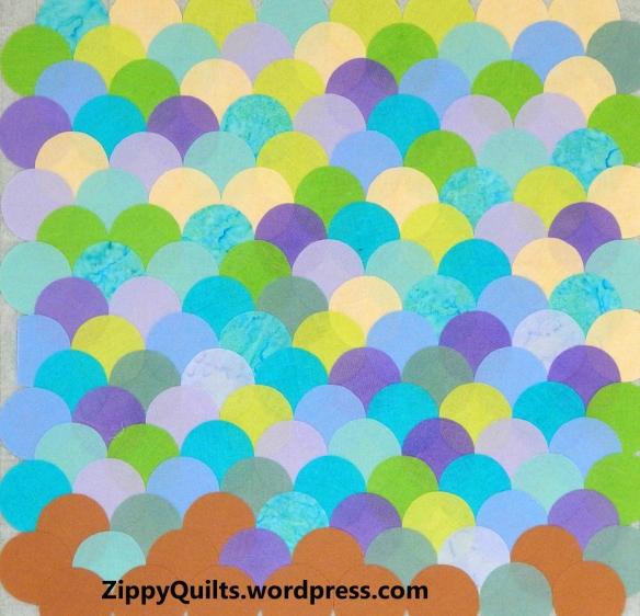 Modern Clamshell Quilt