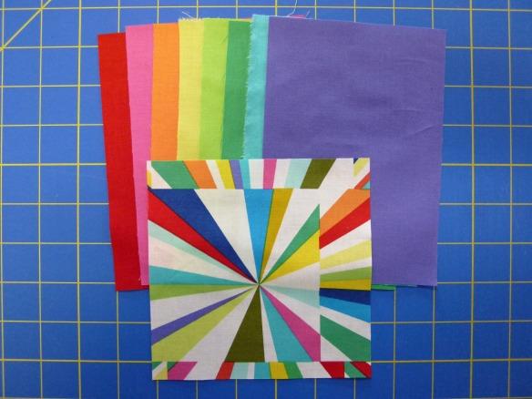 modern quilt fabric