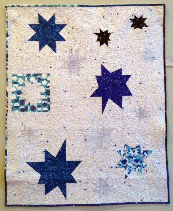 modern quilt show