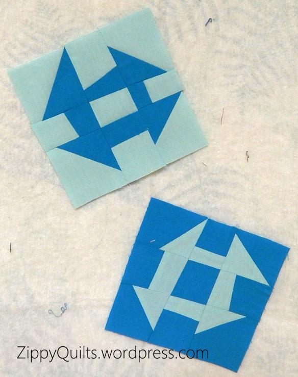 modern sampler, modern quilt block