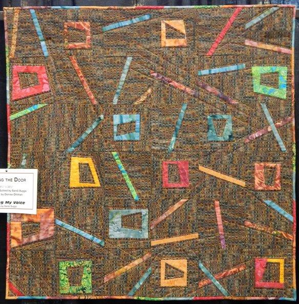 modern quilt, Sandi Suggs