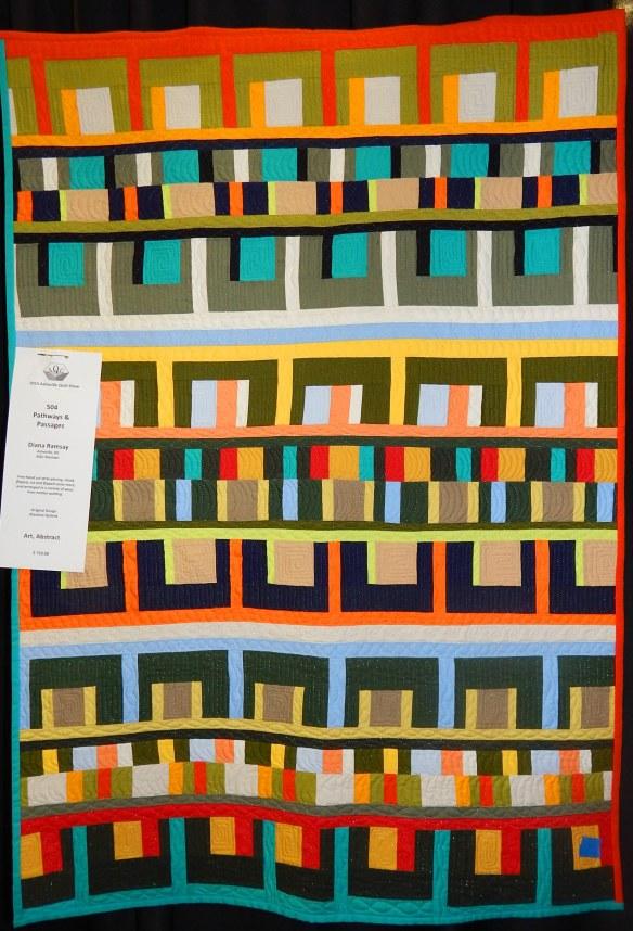 art quilt, modern quilt