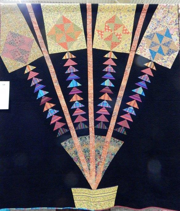 modern quilt Asheville
