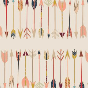 Arrow fabric
