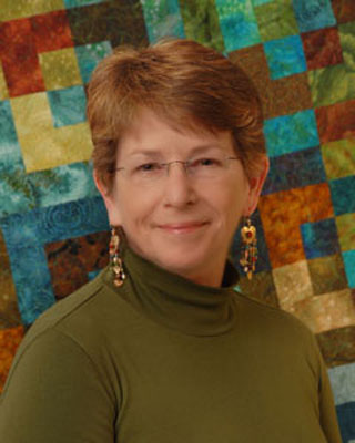 Lora Douglas of Dragonfly Quiltworks