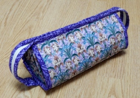 Sew Together Bag, pattern by Sew Demented