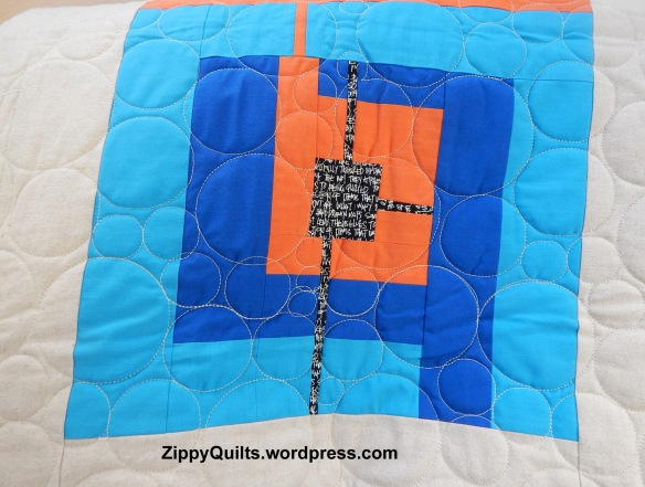 panto quilting