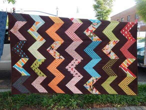 Outdoor Quilt Show! | Zippy Quilts : smoky mountain quilt show - Adamdwight.com