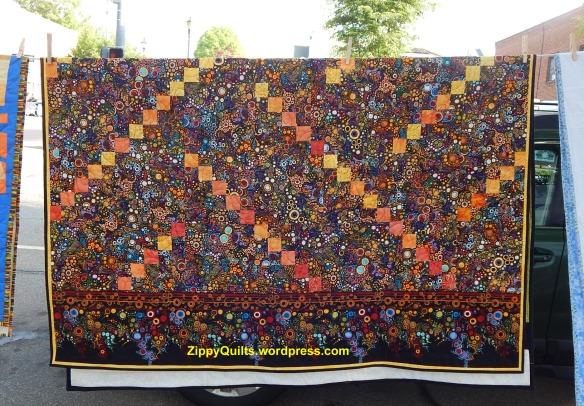 Mary J Puckett quilt