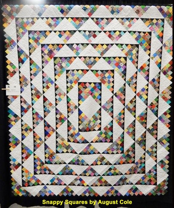 Vermont Quilt Festival 2016