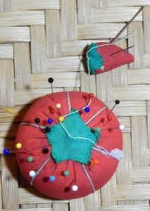 traditional pincushion