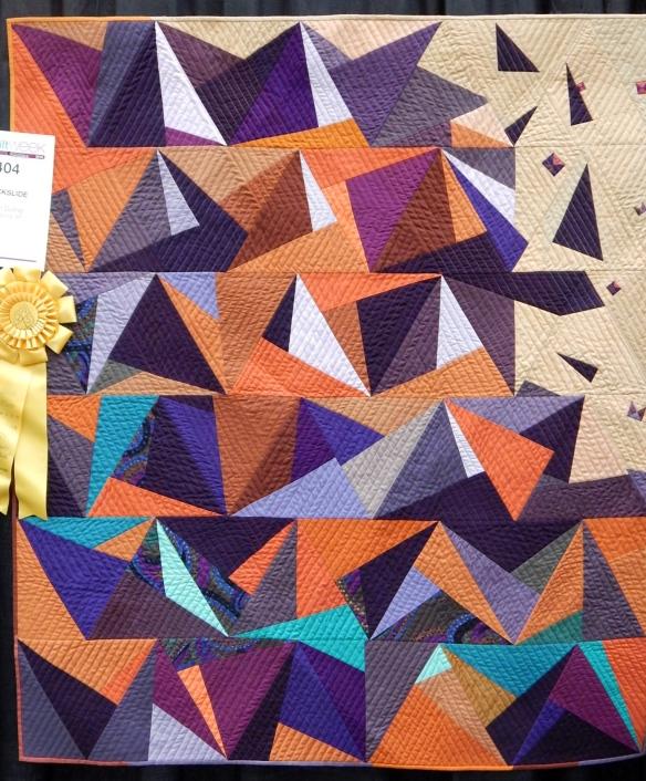 Rockslide by Karen Duling