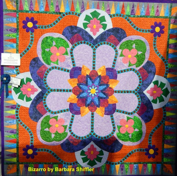 Smoky Mountain Quilt Guild Show 2016