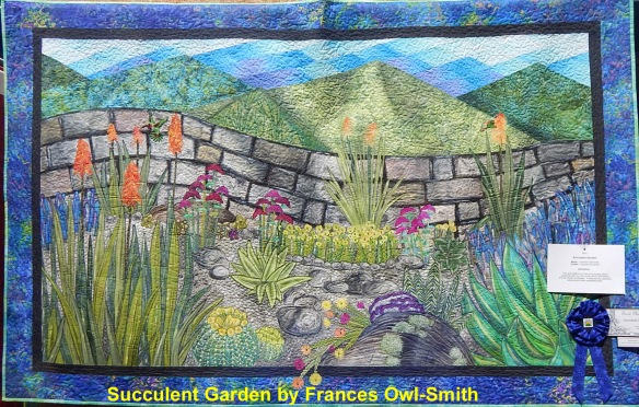 Smoky Mountain Quilt Guild, Frances Owl-Smith