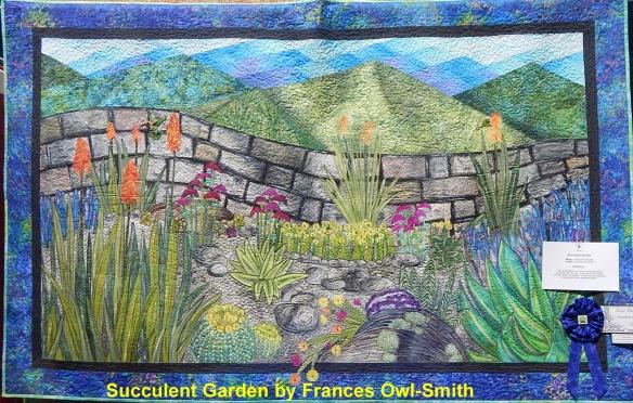 Smoky Mountain Quilt Guild, Frances Owl-Smith
