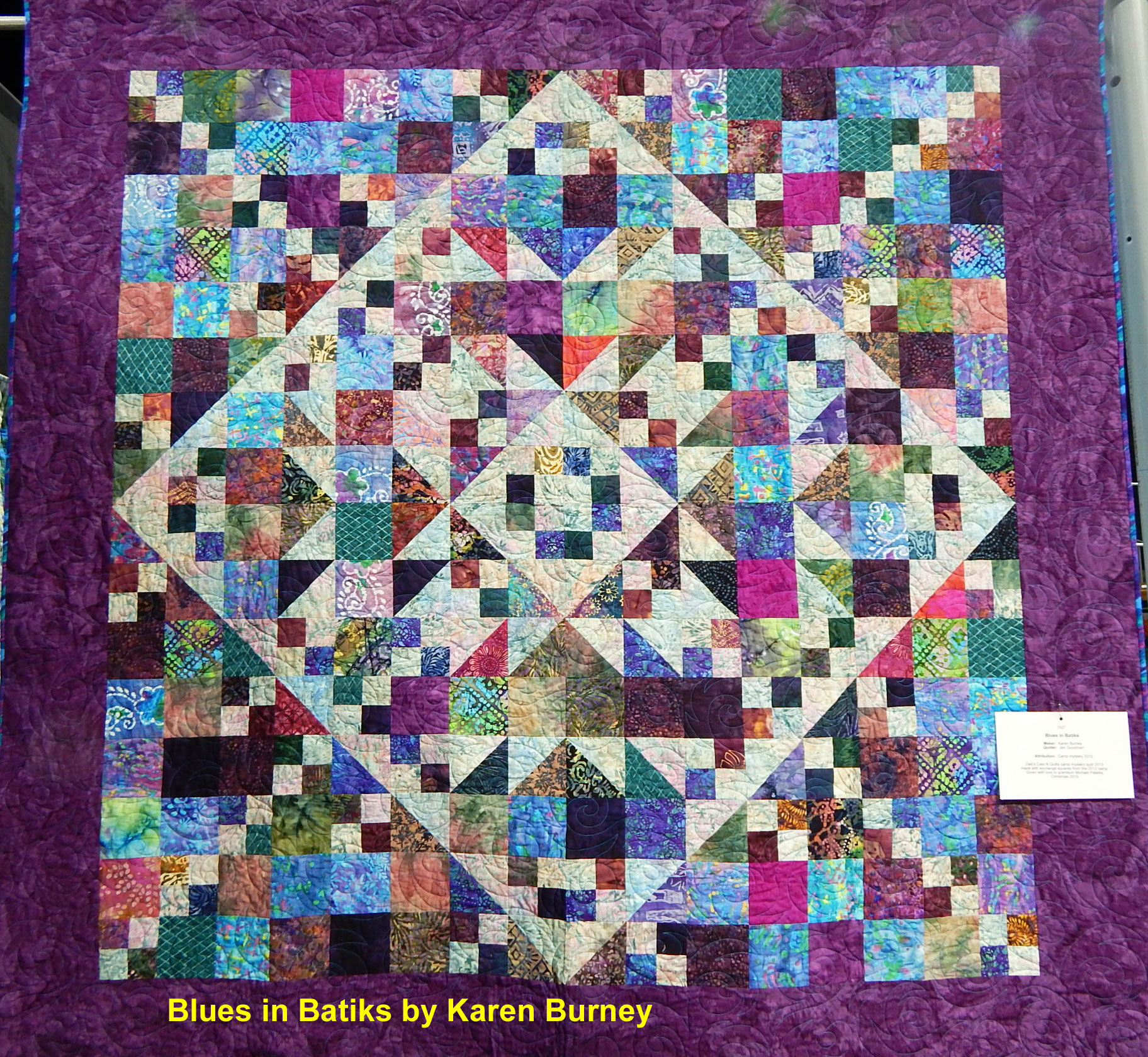 Smoky Mountain Quilt Guild Show 2016 | Zippy Quilts : smoky mountain quilt show - Adamdwight.com