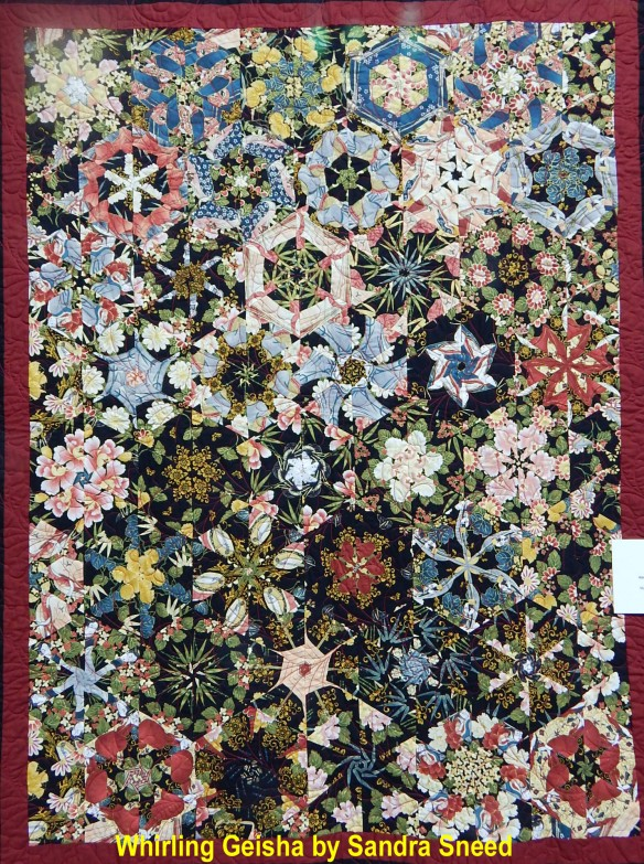 Smoky Mountain Quilt Guild, Sandra Sneed