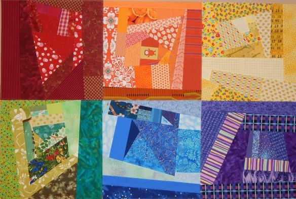 modern quilt challenge