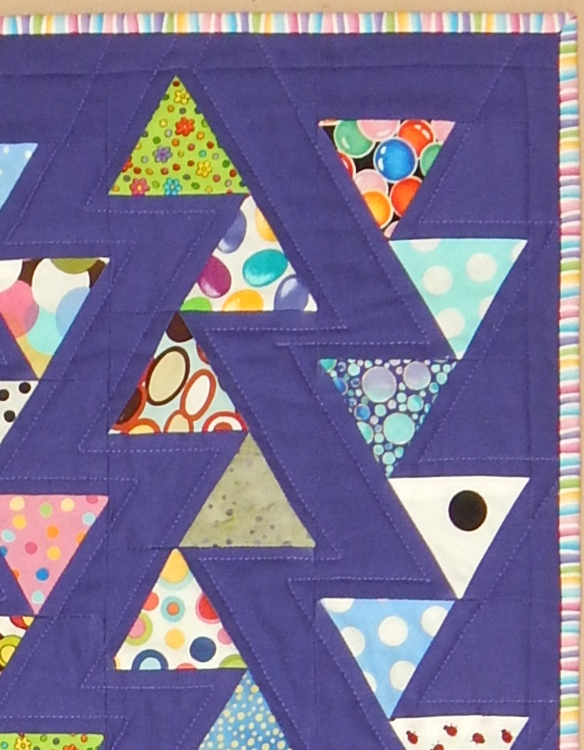 Lombard Street quilt pattern