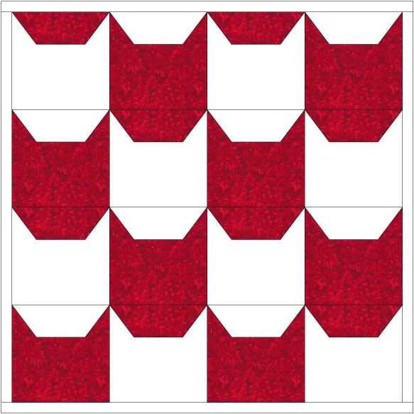 quilt, tessellation