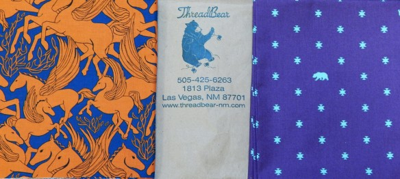 fabric, thread bear, las vegas NM