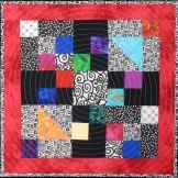 Mini-Quilt for Jill
