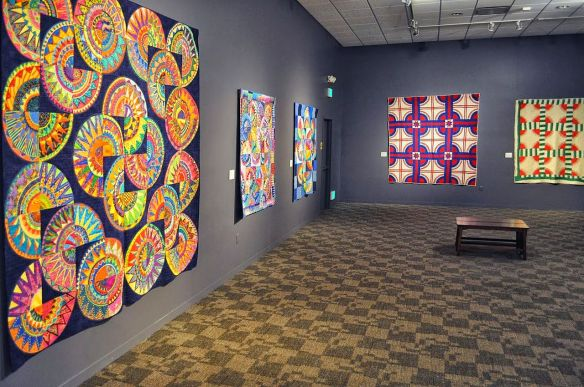 An Jose Museum of Quilts and Textiles