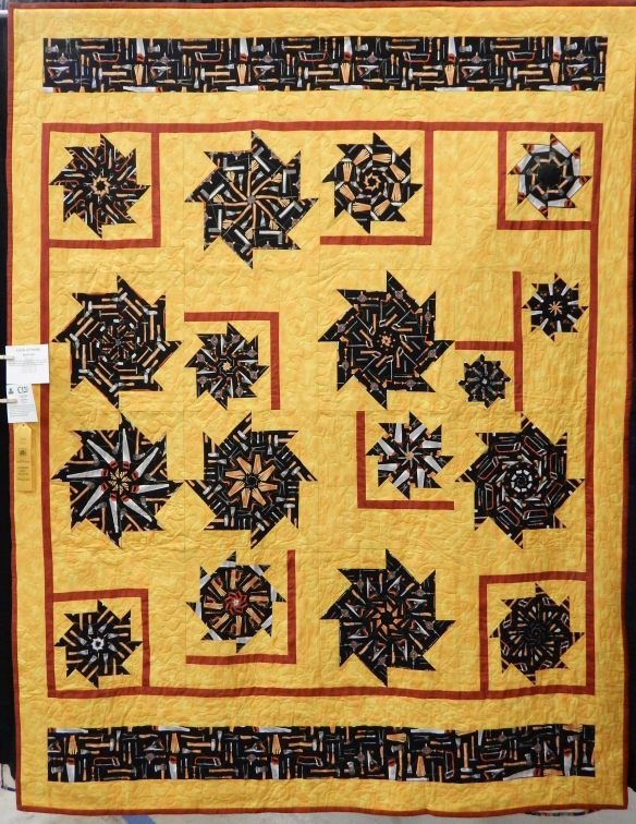 quilt by Bonnie Morin