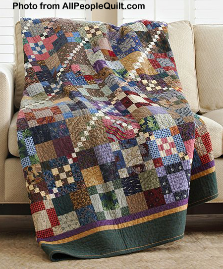 trail mix quilt
