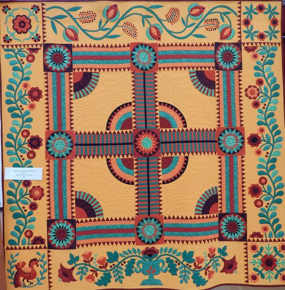 Sue Nickels quilt