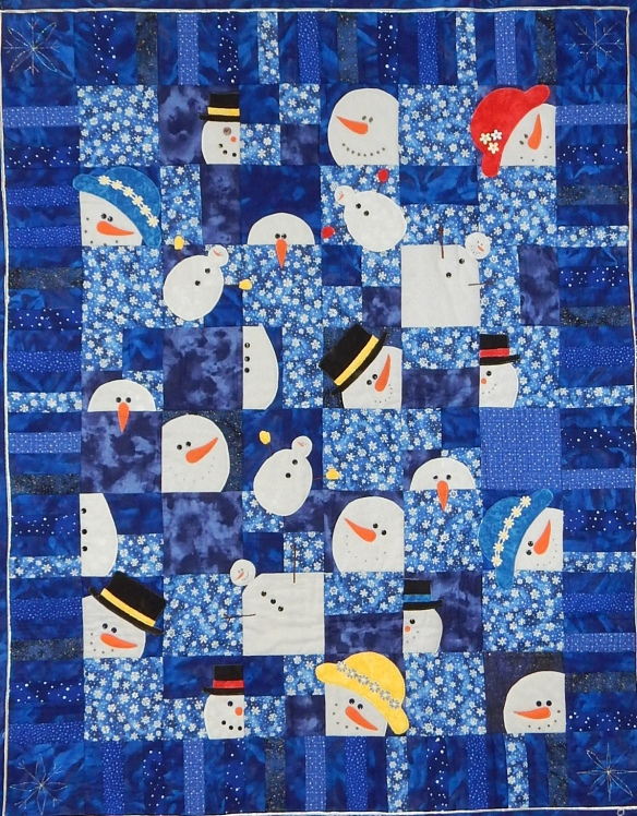 Frosty Flakes, Sew Special Designs